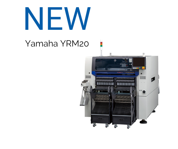 New YRM20 Yamaha